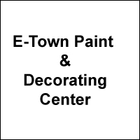 Etown Paint and Decorating Center